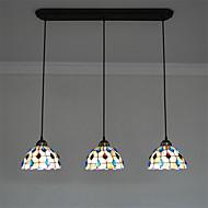 Lámparas Colgantes ,  Tiffany Otros Característica for Mini Estilo MetalSala de estar Dormitorio Comedor Cocina Habitación de