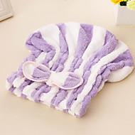 Bath Blossom Microfiber Hair Towel Fast Drying Hair Wrap