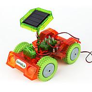 태양열 에너지 장난감 DIY 키트 디스플레이 모델 교육용 장난감 과학&디스커버리 완구 장난감 태양 에너지 DIY 1 조각