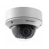 Hikvision® DS-2CD2735F-IS Replace DS-2CD2732F-IS 3.0MP Vari-focal IP Dome Camera with 2.7-12mm Lens/PoE/SD Card Slot