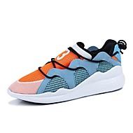 Rennen Unisex / Damen Schuhe Tüll Schwarz / Blau