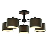 MAX 40W Mennyezeti lámpa ,  Modern/kortárs Festmény Funkció for Mini stílus FémNappali szoba / Hálószoba / Étkező / Dolgozószoba/Iroda /