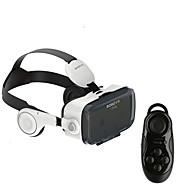 Xiaozhai bobovr z4 virtuelle virkelighed 3d glasses headset google pap med hovedtelefoner + bluetooth controller
