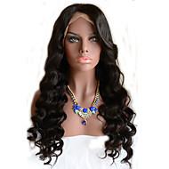 7a glueless piene del merletto brasiliano parrucca anteriore del merletto dell'onda del corpo dei capelli vergini piene del merletto dei