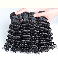 Malaisie Remy Hair Tissage Naturel Rémy Ondulation Remy Human Hair Tissages