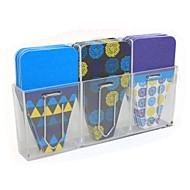 Decorated Clip Tabs / Pin / Labels Cute / Business / Multifunction,Paper / Flowers&Blue&Purple