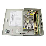 12v 20a dc 18 κουτί ρεύματος τροφοδοσίας αυτόματη επαναφορά / 12v20a τροφοδοτικό / διακόπτη παροχής ρεύματος, 110 / 220V ac είσοδο