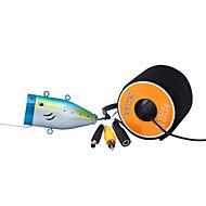Hd 1000 TVL Caméra Sous - Marine De Pêche Des Poissons De Glace Finder Caméra Pour La Pêche Avec 50 M Câble Long
