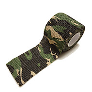Outdoor Shooting Hunting Camera Tools Waterproof Wrap Durable Cloth Army Camouflage Tape Bike Bicycle Accessories