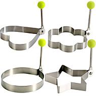 4 Kreative Küche Gadget / Beste Qualität / neu Edelstahl Küchentopf-Set