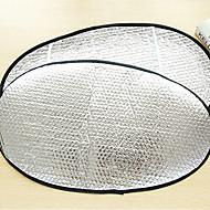 de cover motorfietszadel, waterproof zonnebrandcrème, reflecterende warmte-isolatie pad (1 st)