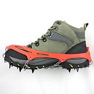 hai yan outdoor 12 dentes neve da montanha antiderrapante sapato cobre botas bainha anti-derrapante de design exclusivo doze dentes