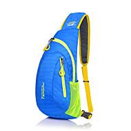 Umhängetasche Brusttasche für Freizeit Sport Reisen Laufen Sporttasche Wasserdicht Multifunktions Tasche zum Joggen 10