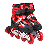 Unisex Athletic Shoes Spring / Summer / Fall / Winter Motorcycle Boots Faux Leather / Tulle Others Blue / Pink / Red Skate Shoes