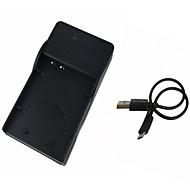 el23 micro usb kamerapuhelimista akkulaturi Nikon p900s p610s p600 s810c