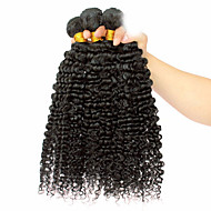 "10""-26"" 6A Grade Mongolian Kinky Curly Virgin Hair 3B 3C Texture Afro Kinky Curly Hair Extensions"
