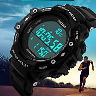 SKMEI® Men's Tough Fashion Pedometer 3D Digital Waterproof Sport Watch Fashion Watch Cool Watch