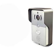 besteye® dbv01p slimme wifi video deurbel HD720p ir nacht audio draadloze camera voor slimme telefoon pad