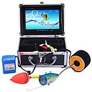 """50 m Professional Fish Finder Pêche Sous - Marine Caméra Vidéo 7 """" Couleur HD Moniteur 1000TVL HD CAM"""