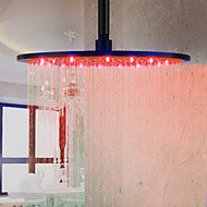 sprchový kout tryska regulace teploty barev top spray (16 palců)
