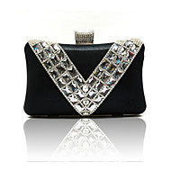 Women's fashion diamond package upscale boutique evening bag luxury banquet package