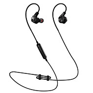nabolang BT11 Wireless Sport Sweatproof Earphones for Running,In Ear Stereo Noise Cancelling Earbuds with Mic