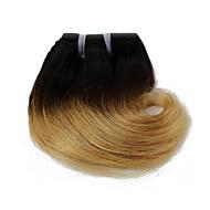 Υφάνσεις ανθρώπινα μαλλιών Βραζιλιάνικη Κυματιστό 6 Μήνες 1 Τεμάχιο υφαίνει τα μαλλιά