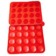 1 Backen Gute Qualität / Backen-Werkzeug Chocolate / Eis Silikon Back- & Kuchenutensilien