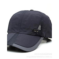 Men Cotton Blend Baseball Cap,Casual All Seasons