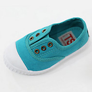 Boy's Loafers & Slip-Ons Spring Fall Comfort Canvas Casual Flat Heel Multi-color
