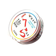 50M / 55 Yards Monofilament Red 120LB 0.2 mm For General Fishing(Random Delivery)
