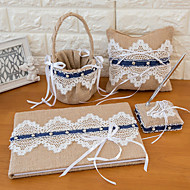 Linen Wedding Collection Set (4 pieces)