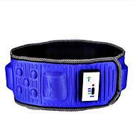 Cintura Massajador Movimento Eléctico Vibração Ajuda a perder peso Dinâmicas Ajustáveis Tecido