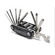 15 In One Multifunctional Bicycle Repair Repair Tool, Mountain Bike