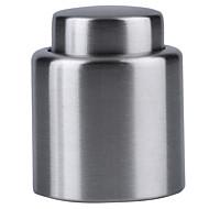 1pc hochwertiges Edelstahl Vakuum versiegelt Rotweinflasche Ausgießer Schnaps Stopperkappe Küchengeräte gießen