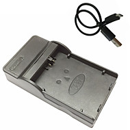 LPE5 Micro USB Mobile Camera Battery Charger for Canon EOS 450D 500D 1000D KISSX2 KISSX3