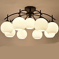 5 נברשות ,  מודרני / חדיש צביעה מאפיין for LED / סגנון קטן מתכת חדר שינה / חדר אוכל
