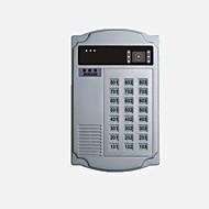 360 nicht-visuelle (drei Leiter-System) Gebäude Intercom intelligente Haussicherheitsalarm