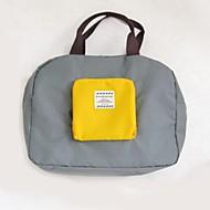 Unisex Nylon Outdoor Travel Bag Pink / Purple / Green / Gray