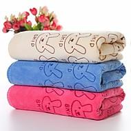 "1 kus bambusové textilie osuška 55 ""od 27"" Cartoon vzor super soft"