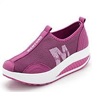 נעלי נשים-החלקה-טול-עקבים / קריפרס / חדשני-שחור / אדום / אפור-שטח / קז'ואל / ספורט-פלטפורמה