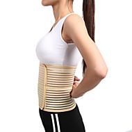 Traseira / Cintura Suporta Manual Shiatsu Ajuda a perder peso / Relaxe abominal pós-parto / Mantenha Quente / Suporte Voz Tecido