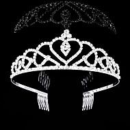 Donne Strass Copricapo-Matrimonio / Occasioni speciali Tiare 1 pezzo