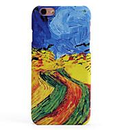 Für iPhone 6 Hülle / iPhone 6 Plus Hülle Muster Hülle Rückseitenabdeckung Hülle Landschaft Hart PC AppleiPhone 6s Plus/6 Plus / iPhone