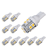 10st t10 10smd 3528 witte auto auto LED lamp lamp (12V)