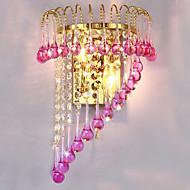 Crystal Wall lamp Berth lamp Double Bedroom