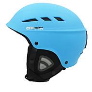 Casque Unisexe Snow Sport Helmet Ultra léger (UL) / Sportif Sport Helmet Jaune / Bleu Snow Helmet CE EN 1077 PC / EPSSports de neige /