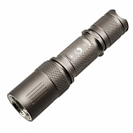 U`King® LED Flashlights/Torch LED 1200m Lumens 5 Mode - / Cree XM-L2 18650 Dimmable / Compact Size / High Power Camping/Hiking/Caving