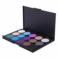15 Eyeshadow Palette Matte Eyeshadow palette Cream Set Daily Makeup