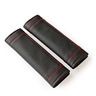 PU ceinture de sécurité de voiture pad couverture de l'épaule